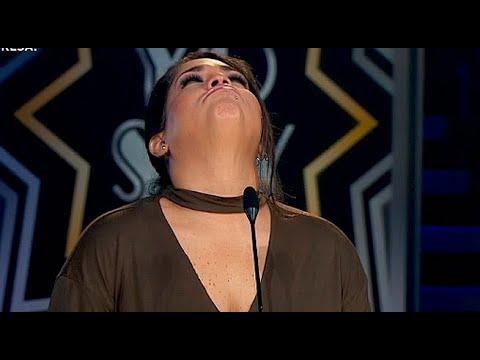 Yo Soy: este participante le enseñó técnicas de canto al jurado