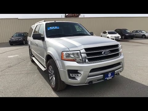 2017 Ford Expedition_EL Reno, Carson City, Northern Nevada, Roseville, Sparks, NV HEA69881P