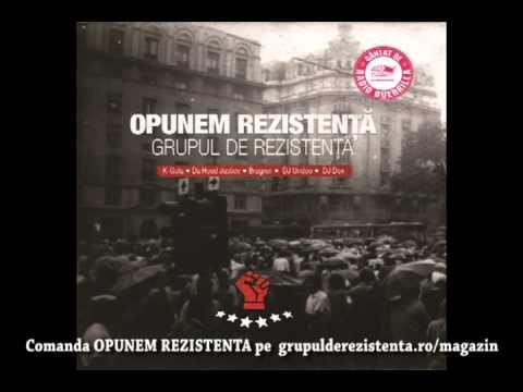 grupul de rezistenta opunem rezistenta
