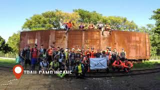MOMENTOS 1 - TRAIL CAMP INSANE - ÁGUAS DA PRATA 2020