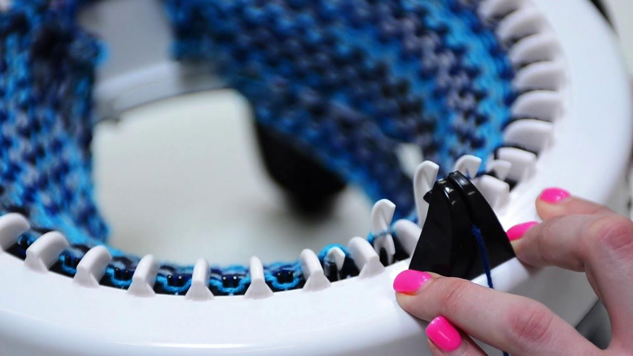 More Knitting Wheel Fashions : Lincraft knitting machine youtube