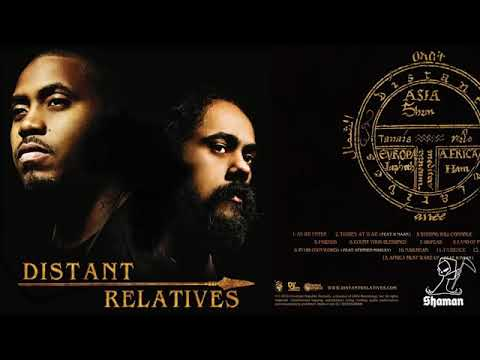 Download Nas ft. Damian Marley -Distant Relatives FULL ALBUM