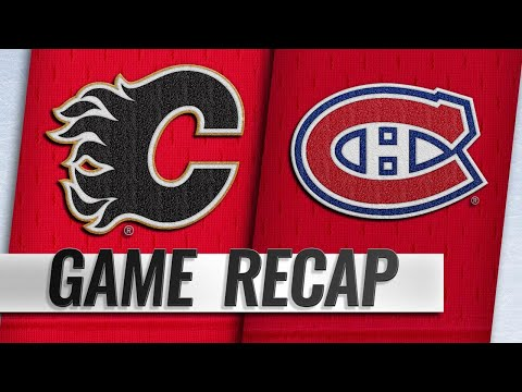 Petry, Drouin lead Canadiens past Flames, 3-2