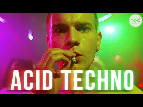 Best of ACID Techno OLD School Mix | WM Collection #018