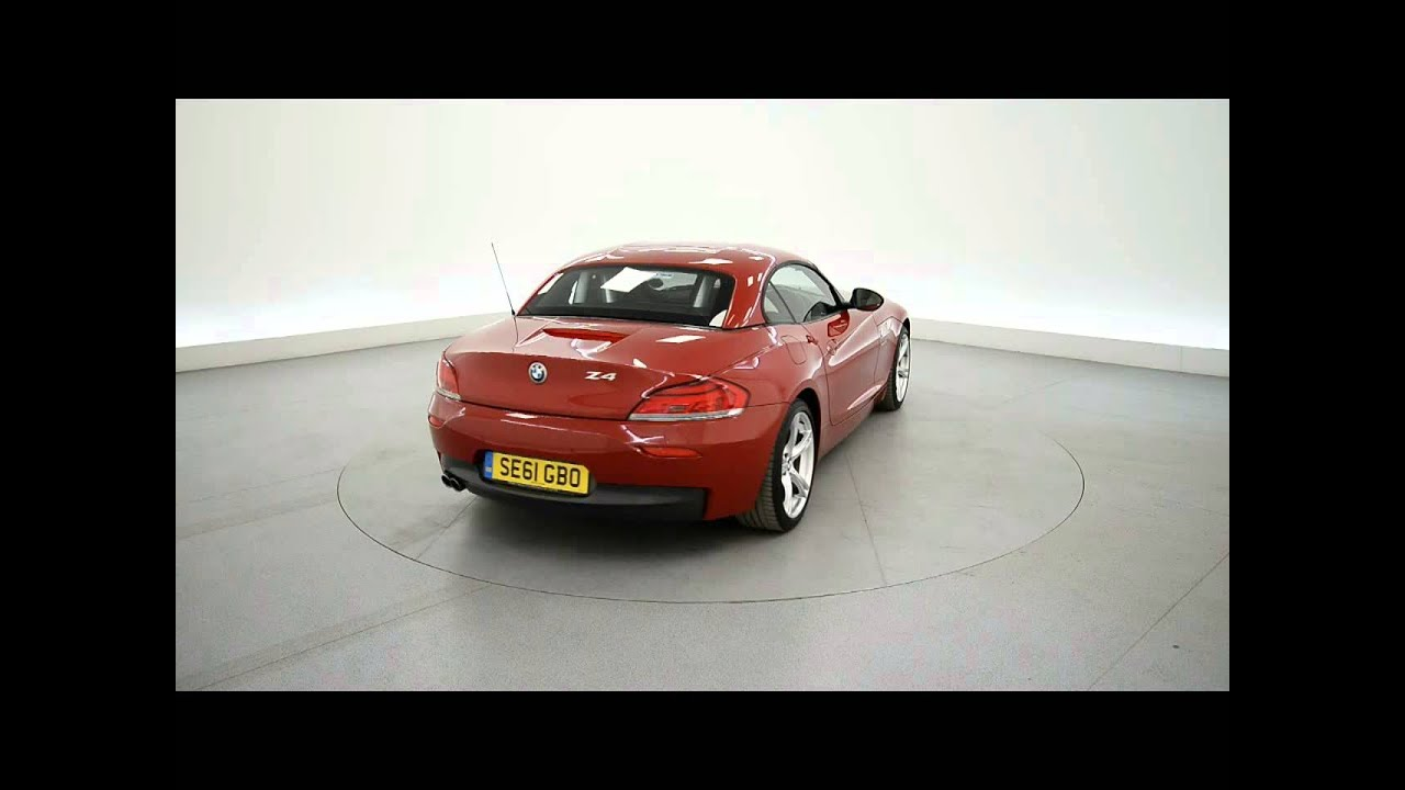 bmw z4 23i sdrive m sport 2dr for sale in hampshire youtube. Black Bedroom Furniture Sets. Home Design Ideas