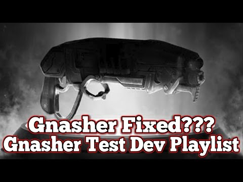 Gears of War 4 : Gnasher Fixed??? : Gnasher Test Dev Playlist Starting 5/19!!!