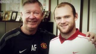 Wayne Rooney • The Story (2004-2017) | HD
