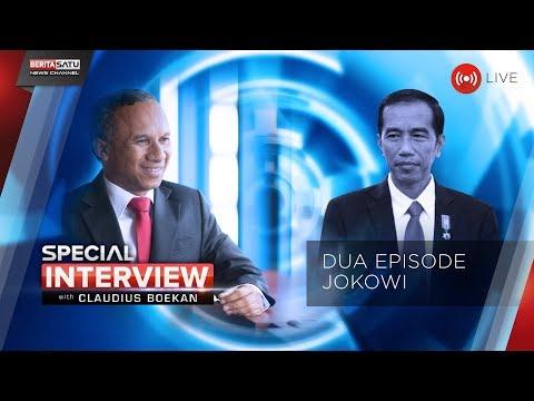 Special Interview with Claudius Boekan: Dua Episode Jokowi