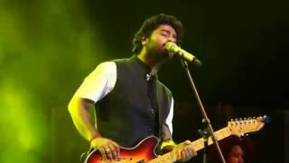 Arijit Singh's live concert in bengaluru 2016