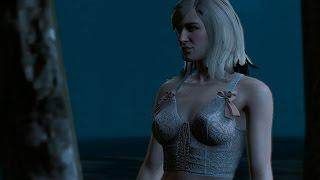 The Witcher 3: Wild Hunt - Секс с Кейрой