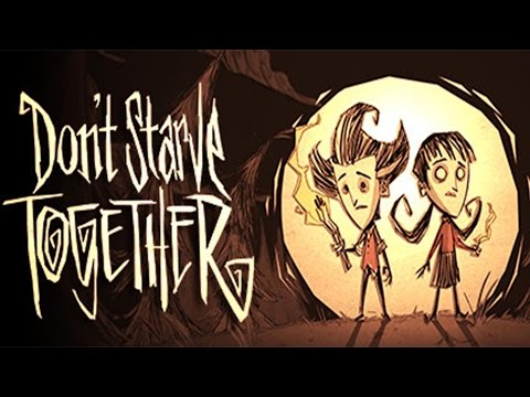 Don't Starve Together W/ Zeb Live! Ep 1 Difficulties :)