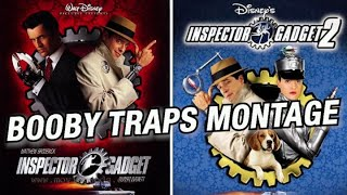 Inspector Gadget 1 & 2 Booby Traps (Music Video)