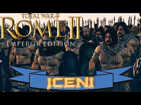 Total War: Rome 2 Emperor Edition Imperator Augustus Iceni Campaign #14 |