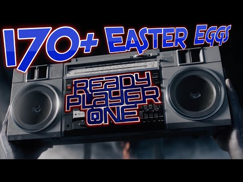 READY PLAYER ONE // 170+ Things You Missed in Trailer 2