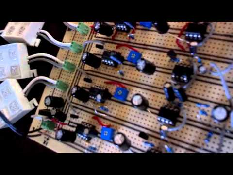 "Digi Key Pulse Project DIY ""Light Organ"""