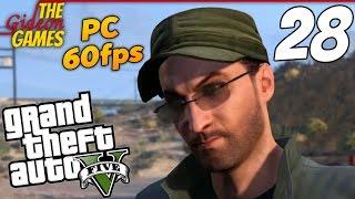 Прохождение GTA 5 с Русской озвучкой (Grand Theft Auto V)[PС|60fps] - Часть 28 (Русские в городе)