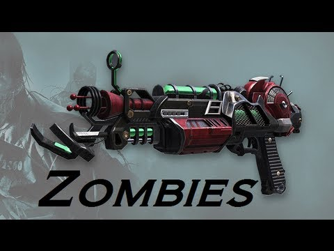 Town w/Ray Gun Mark 2 Pack-a-Punched And 5 Perks!