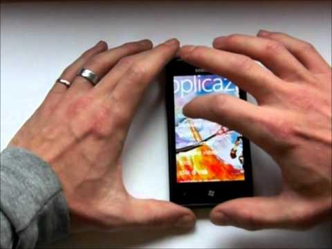 Video Recensione Samsung Omnia 7 by Giocoso