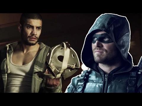 """Arrow Season 5 Episode 13 """"Spectre Of The Gun"""