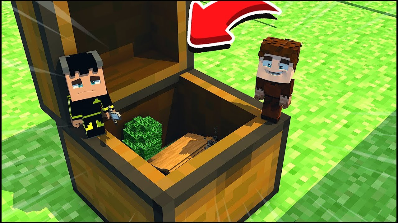 KEKO İLE 1000$ HAZİNE SANDIĞININ İÇİNDEKİ ZOMBİ ORDUSUNU YOK ETTİK! 😱 - Minecraft