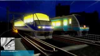 Download Video 電車でD RisingStage 四国2000系VS名鉄1000系 MP3 3GP MP4