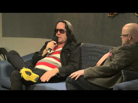 Todd Rundgren on working with Laura Nyro