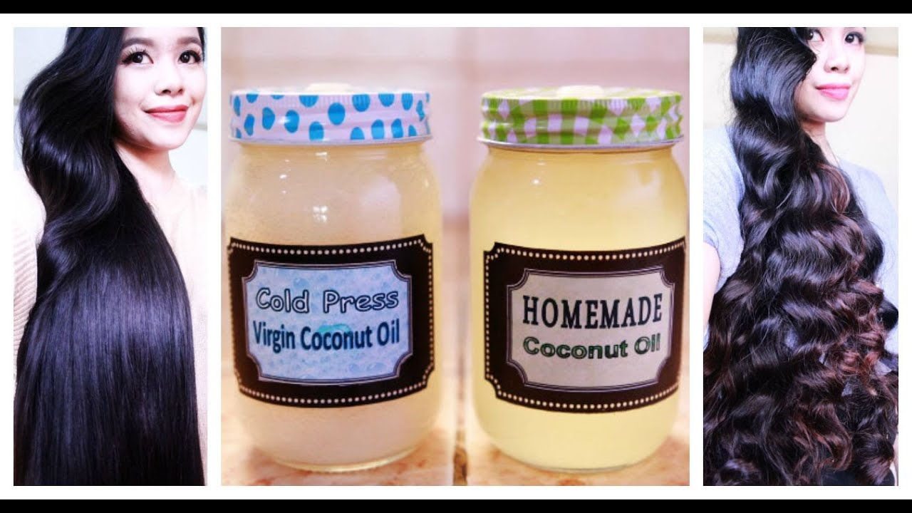 how to prepare virgin coconut oil