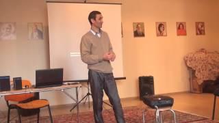 Прощение - это природа души. Резюме второго дня семинара. Борисов А. (25.01.2014) - 00185