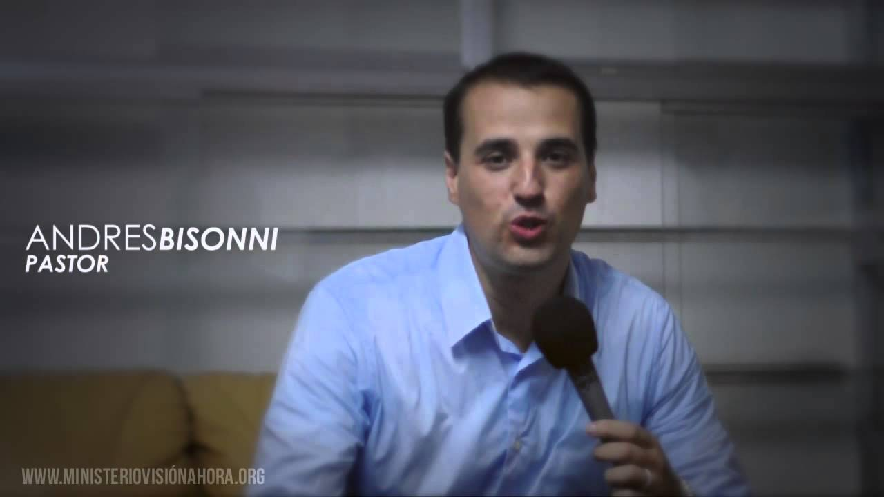 Saludo Pastor ANDRES BISONNI - - YouTube