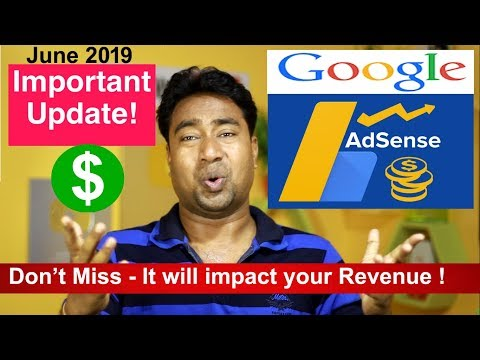 Big Google Adsense New Update ! Implement Now to increase  your earnings