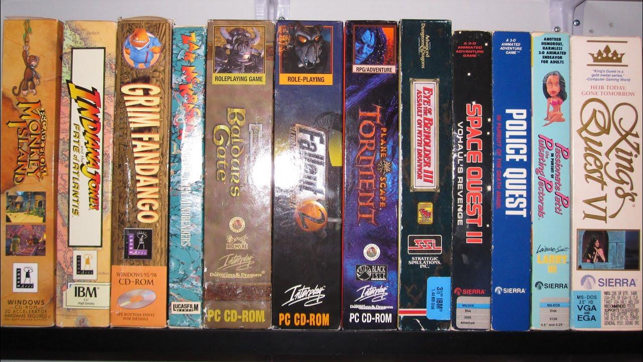 Box Spiele Pc