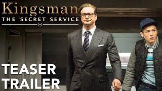 Kingsman - Secret service | Teaser Trailer [HD] | 20th Century Fox