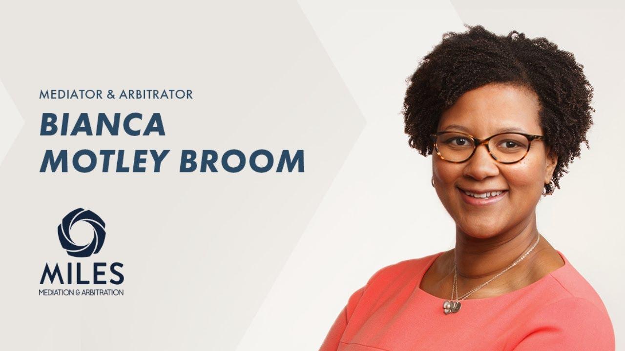 Bianca Motley Broom   The Evolution of Resolution video