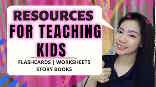 ESL TEACHING RESOURCES FOR KIDS | HOME-BASED ESL TEACHER
