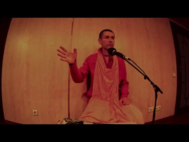 E.С. Ананда Вардхана Свами. Лекция по Санкиртане. Молитвы за других. 06.12.2018