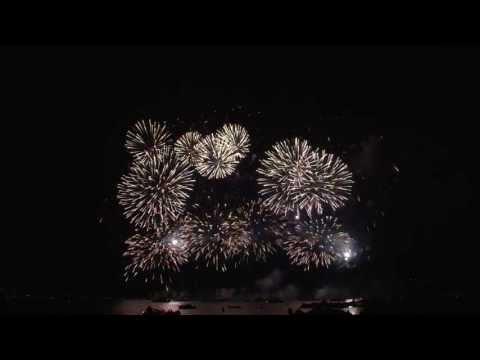 Zürifäscht Feuerwerk 2013 vom Samstag (IP)