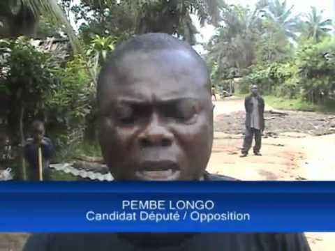 Elections : retour sur le déroulement du scrutin à Mweka