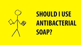 Is antibacterial soap bad for you?