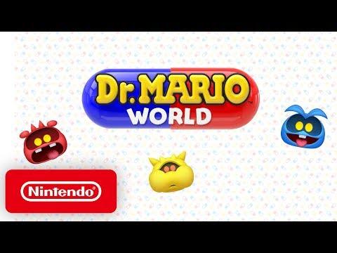Dr. Mario World - Launch Trailer