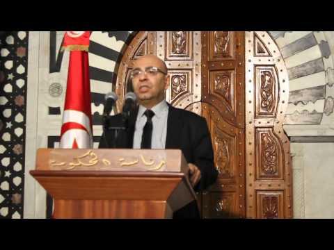 التصريح الإعلامي للعميد محمد الفاضل محفوظ على إثر الإجتماع مع السيد رئيس الحكومة الحبيب الصيد
