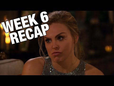 Worst Episode of The Bachelorette EVER? - Bachelorette Breakdown Hannah's Season Week 6 RECAP