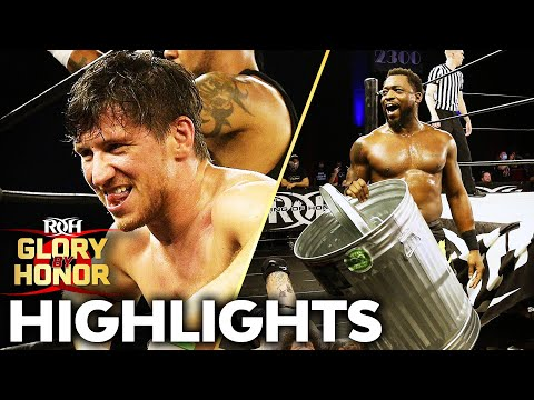 Philly Street Fight Breaks Out at Glory By Honor: Night 1!