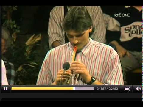 Michael Carey - Whistle Player - 1989