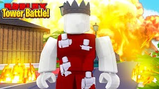 CAN WE DEFEAT THE VOID?! - TOWER BATTLES IN ROBLOX