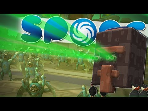 THE TRAYMOBILE! | Spore [9] - TheDiamondMinecart  - AP_1DVj8WcE -