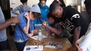STEM Mentoring neural engineering workshop