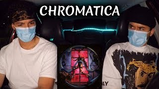 Baixar LADY GAGA - CHROMATICA | REACTION REVIEW