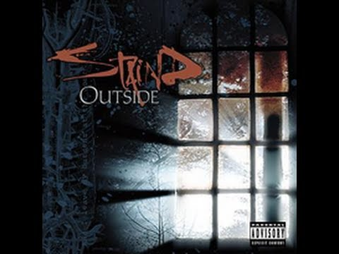 Staind Outside Guitar Lesson Youtube