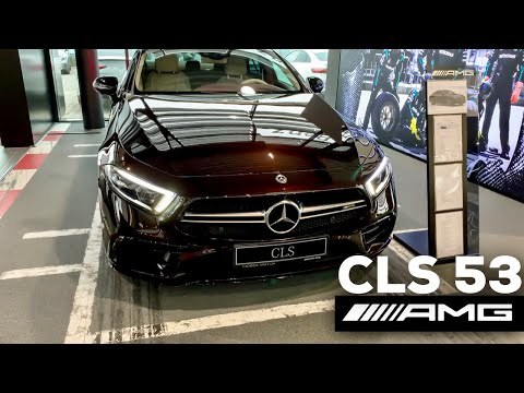 2019 MERCEDES-AMG CLS 53 4MATIC+  IN-DEPTH REVIEW Exhaust Interior Exterior Infotainment