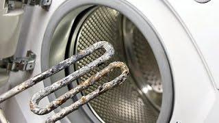Очистка стиральной машины от накипи лимонной кислотой(Проверенное народное средство для удаления накипи в стиральных машинах – лимонная кислота, которая продае..., 2015-05-14T08:20:15.000Z)